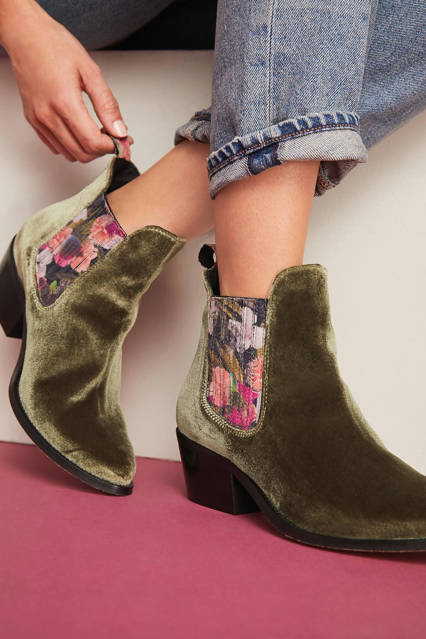 Shelly's London Tiara Chelsea Boot