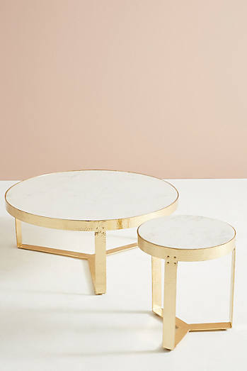 unique coffee tables & end tables | anthropologie