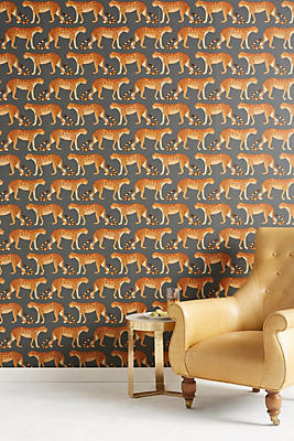 Slide View: 1: Leopards Wallpaper