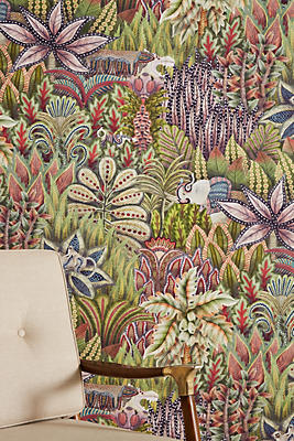 Slide View: 1: Lush Wildlife Wallpaper
