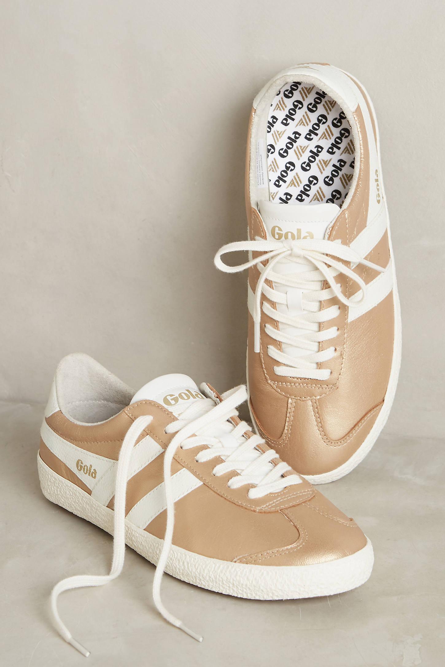 Gola Specialist Metallic Sneakers