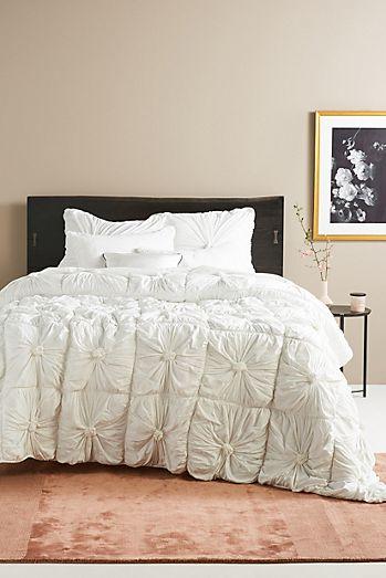 Lazybones White Bedding White Bed Sets Anthropologie