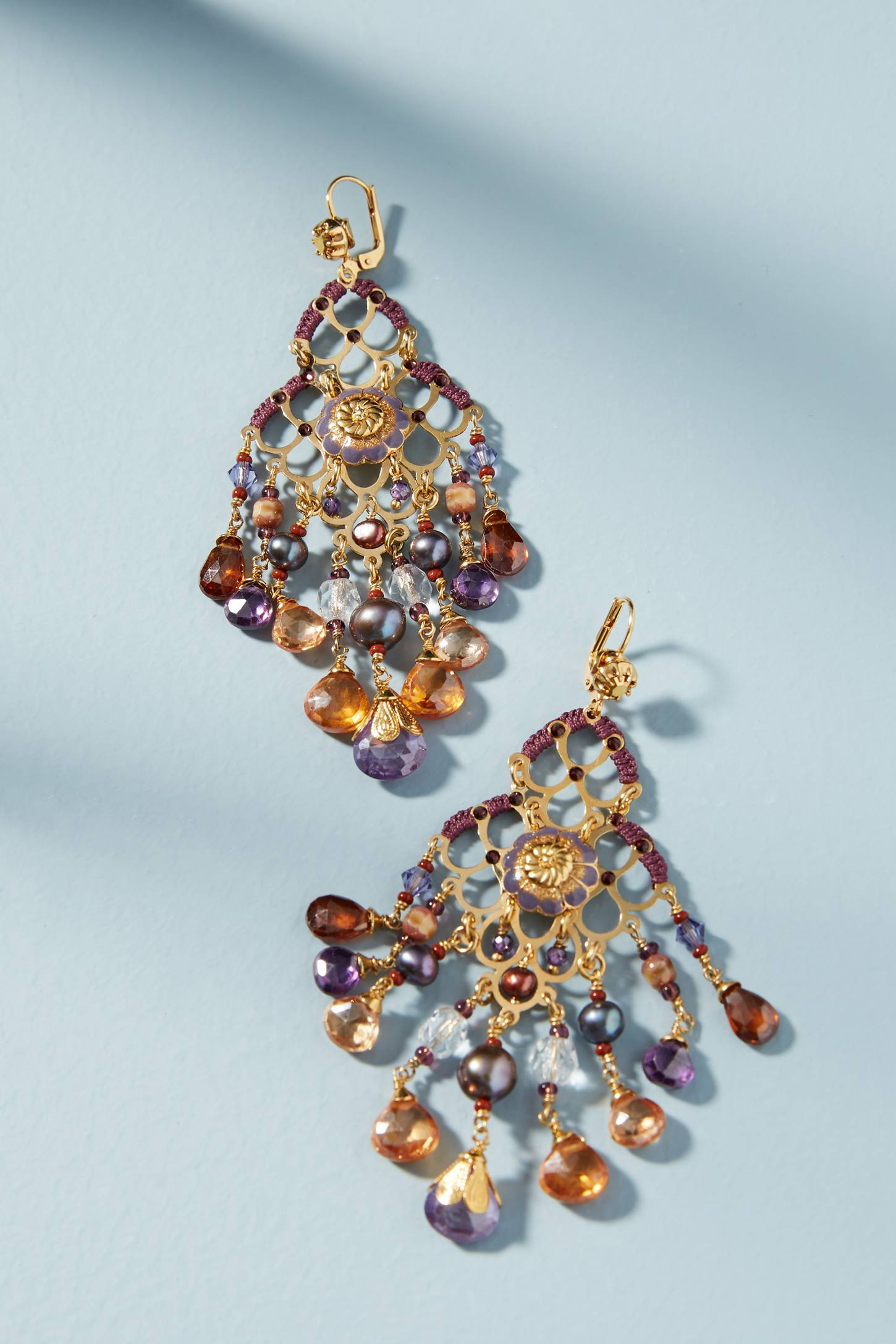 Terra Chandelier Earrings – Chandelier Earring