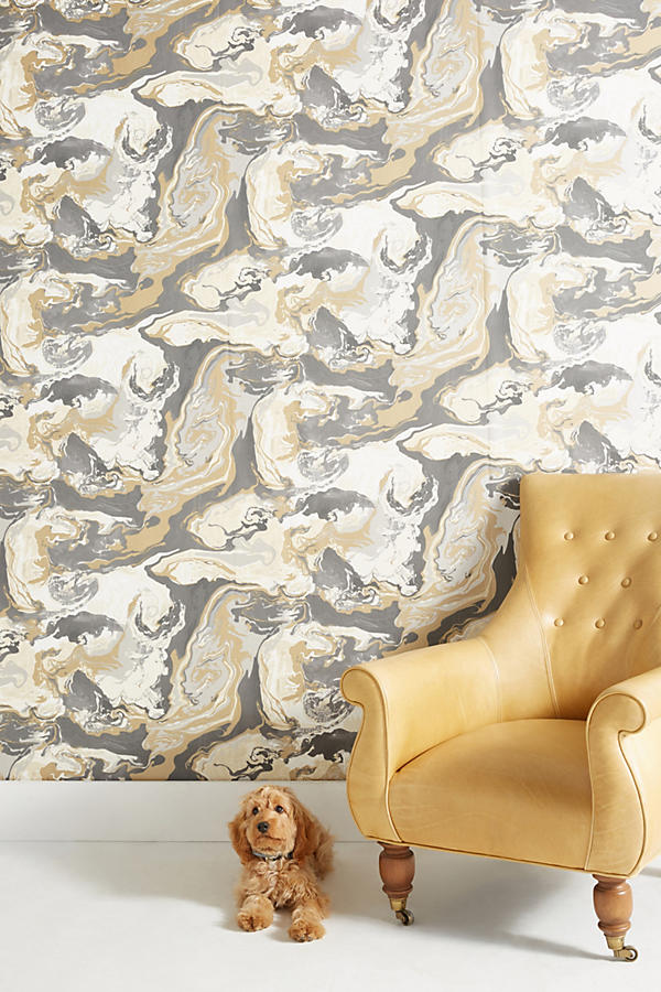 Slide View: 1: Marbleswept Wallpaper