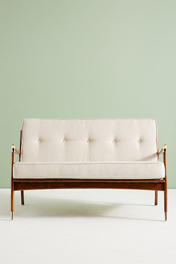 Haverhill Settee - Brown