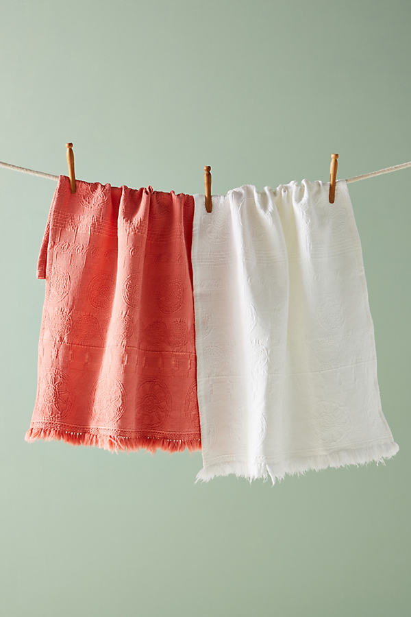 Taldora Tea Towel Set - Assorted, Size Set Of 2
