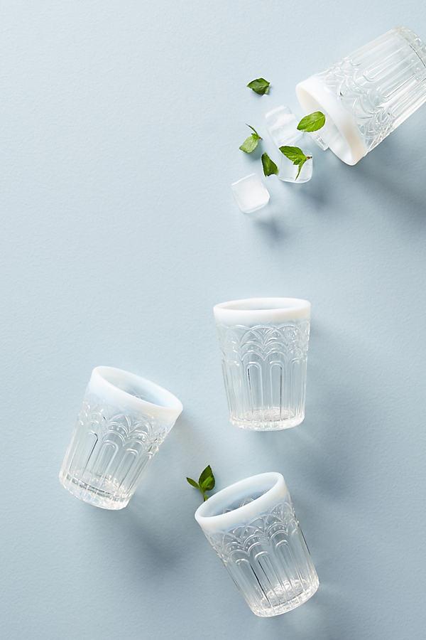 Gatsby Juice Glass - White, Size Juice