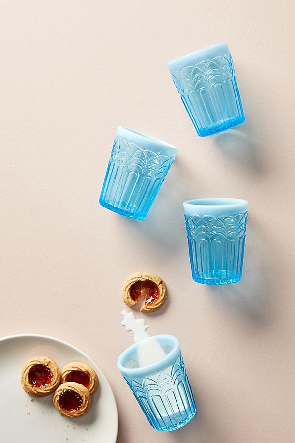 Gatsby Juice Glass - Sky, Size Juice
