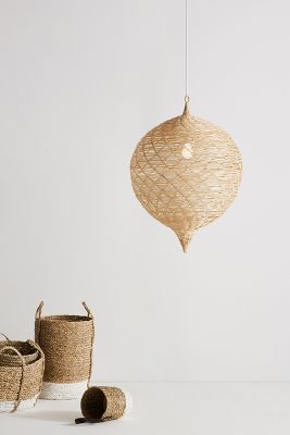 Calabash Pendant by Anthropologie
