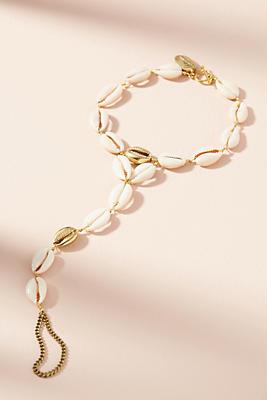 Cowrie Shell Ankle Bracelet Anthropologie