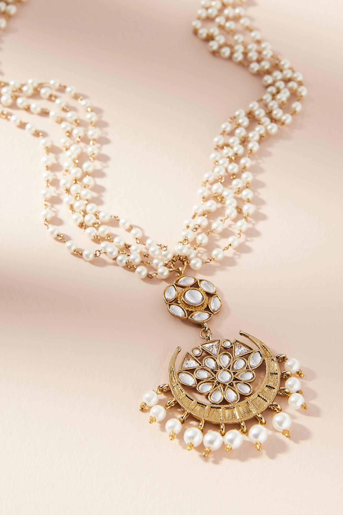 Revival Pendant Necklace