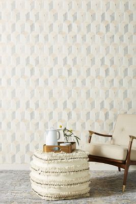 Anthropologie Archwork Wallpaper