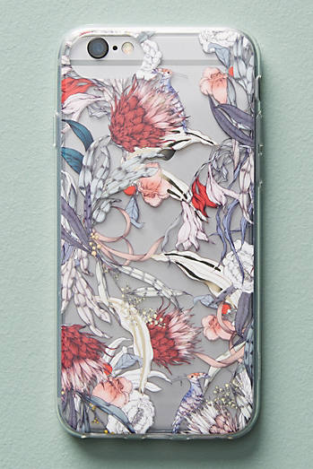 Étui pour iPhone 6/7 Sketched Songbird