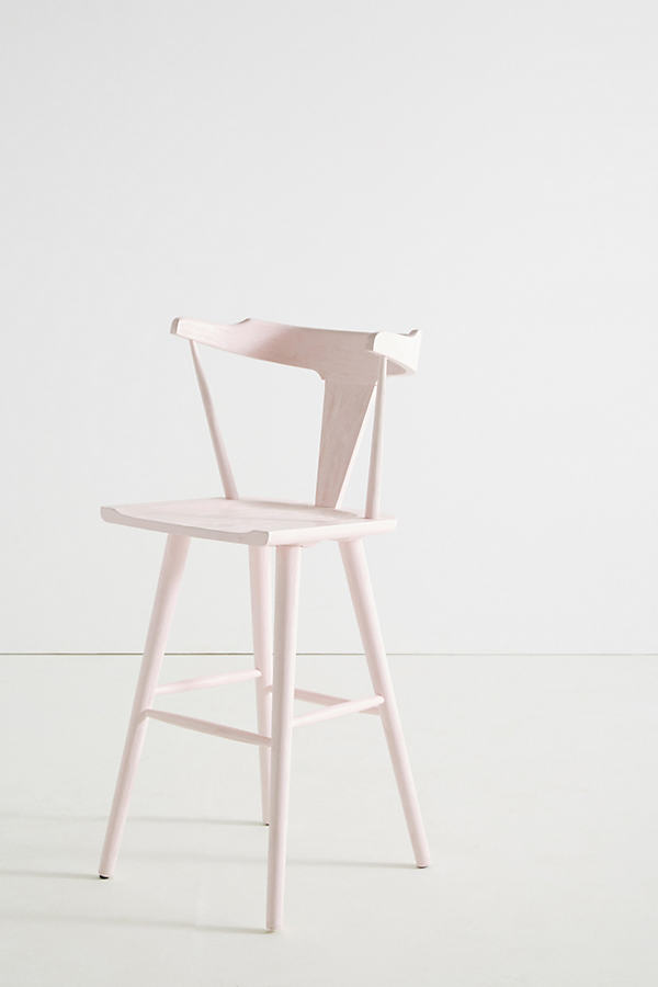 Mackinder Bar Stool - Purple