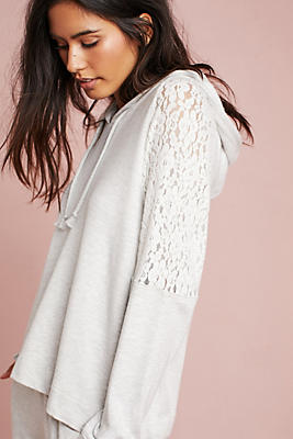 Slide View: 2: Flora Nikrooz Bushed Knit Pullover