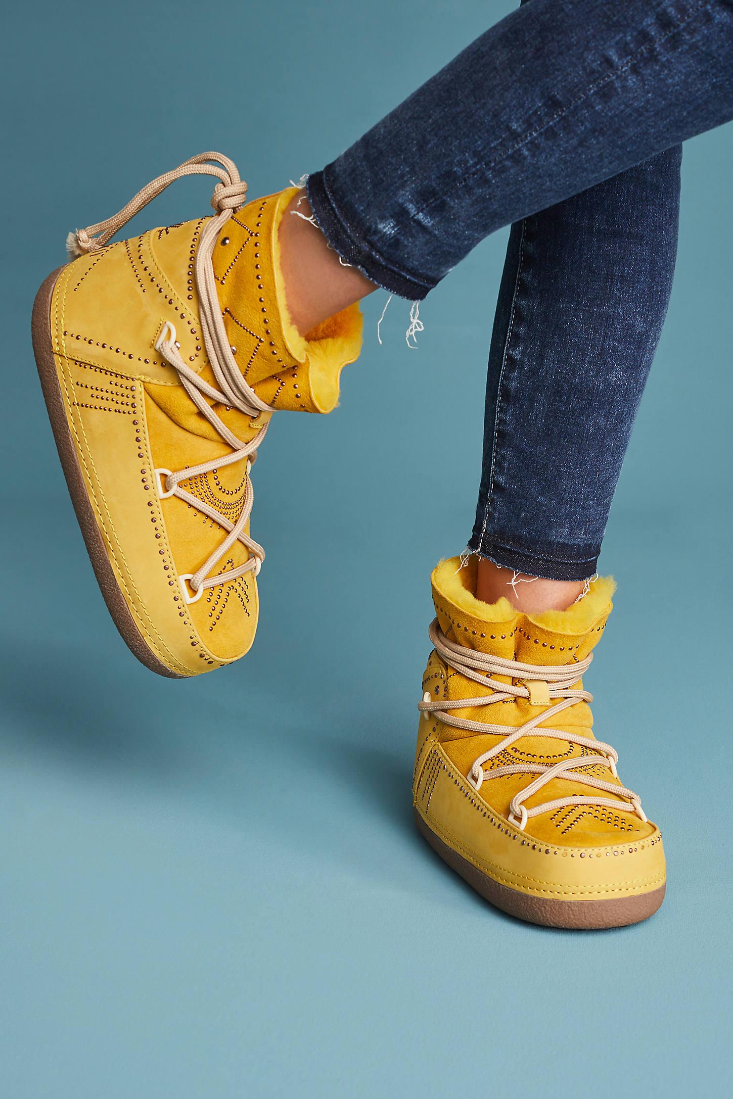 Inuikii Hot Fix Studded Boots