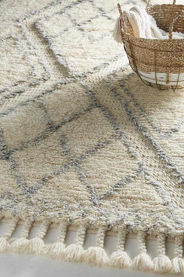 Slide View: 2: Nested Diamond Rug Swatch