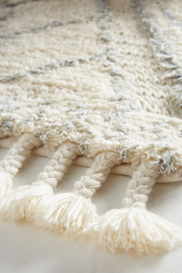Slide View: 3: Nested Diamond Rug Swatch