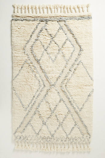 Nested Diamond Rug