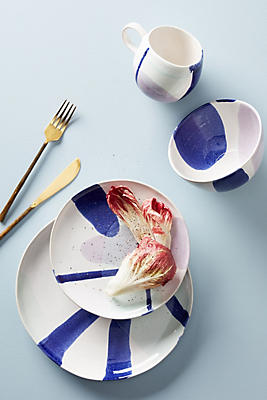 Slide View: 2: Karine Dinner Plate