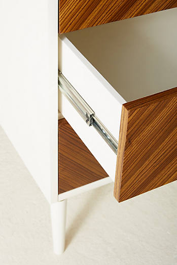Slide View: 5: Geo-Marquetry Armoire