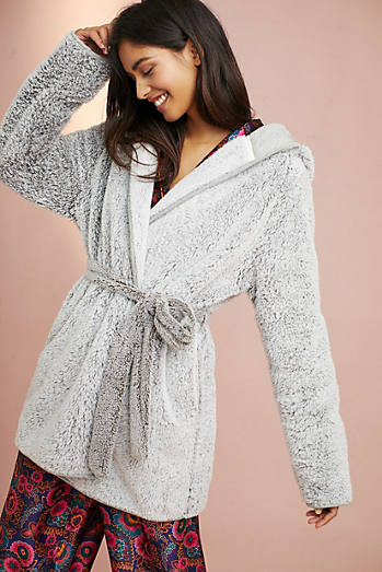 Farren Hooded Robe