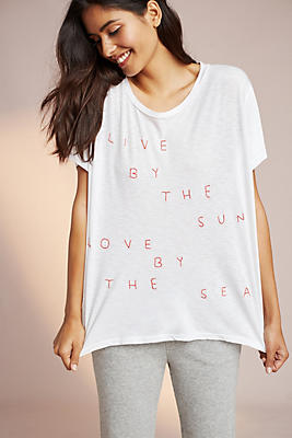 Slide View: 1: Live By The Sun Tee