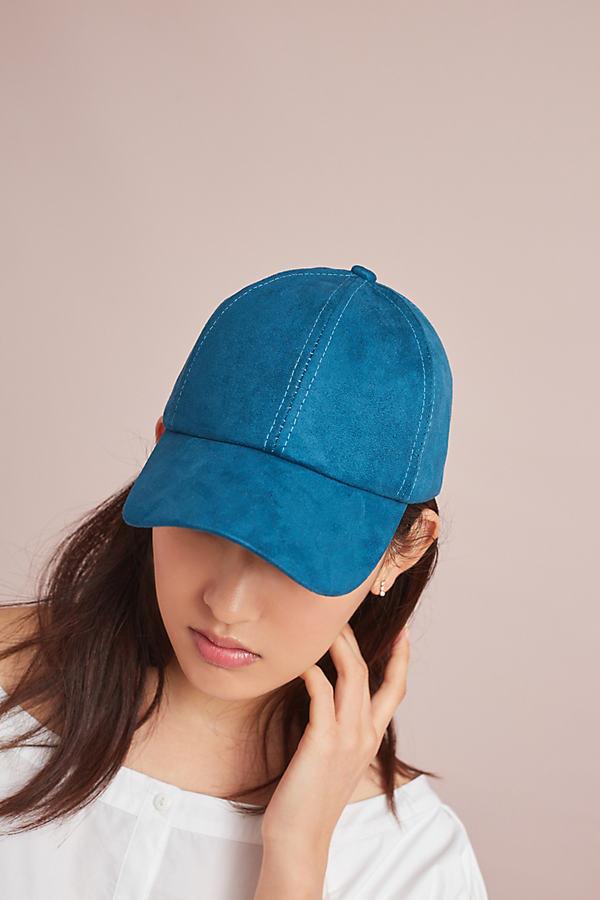 Femme Baseball Cap - Turquoise