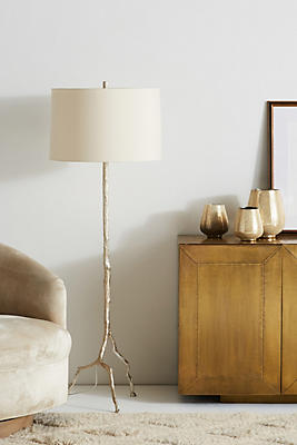 Slide View: 1: Forest Park Floor Lamp