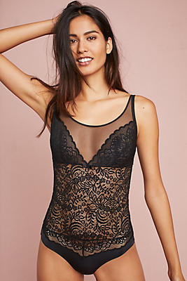 Slide View: 1: Triumph Amourette Bodysuit
