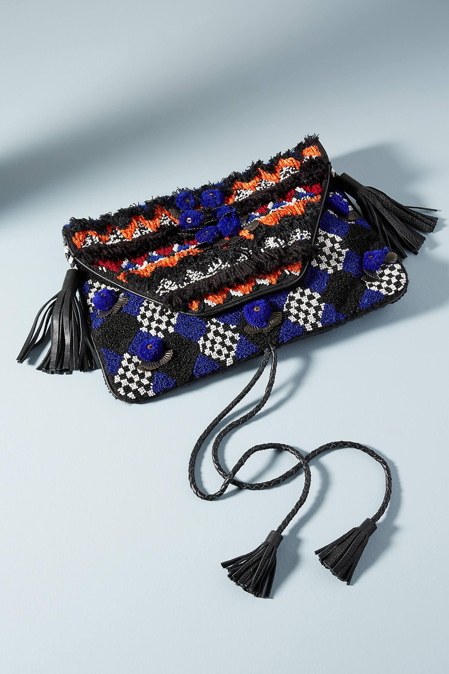 Antik Batik Iman Crossbody Bag