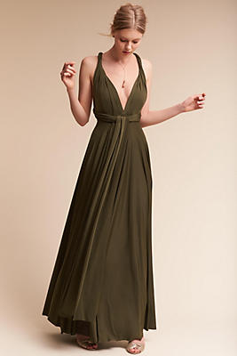 Slide View: 1: Ginger Convertible Maxi Dress