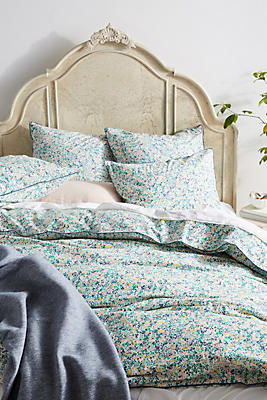 Slide View: 1: Liberty for Anthropologie Nina Taylor Duvet Cover