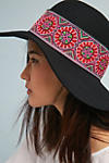 Thumbnail View 2: Tess Embroidered Hat