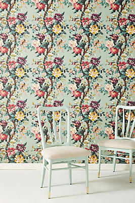 Slide View: 1: Liberty London Kristina Wallpaper