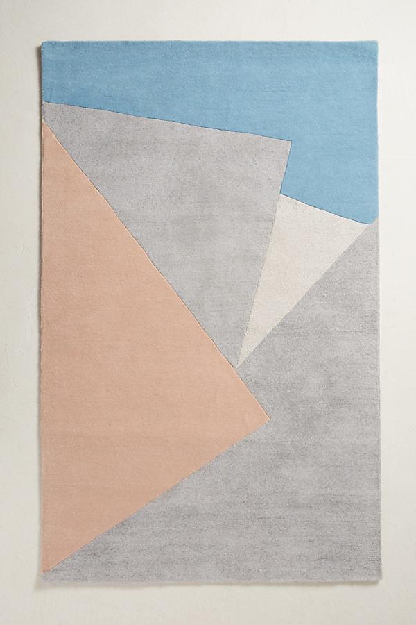 Angled Lars Rug - A/s, Size 5 X 8