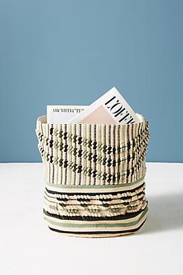 Slide View: 1: Mint Basket