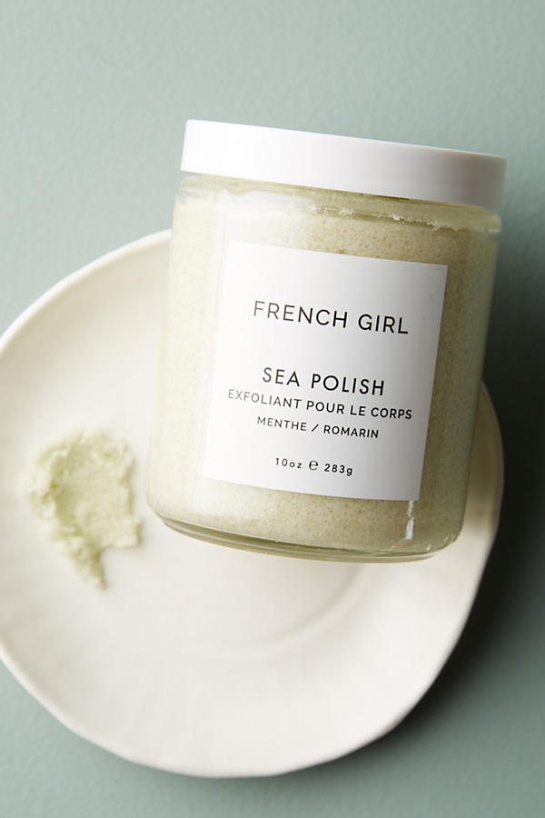 Slide View: 1: French Girl Organics Sea Polish