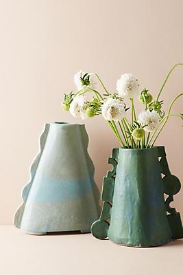 Slide View: 3: Shape Stack Vase