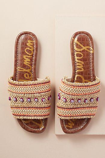 Sandales plates métalliséesSuperga v12p7w