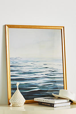 Slide View: 1: Calm Water Wall Art