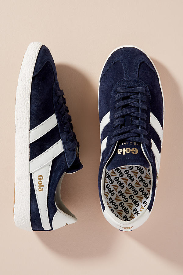 Gola Specialist Trainers - Blue, Size 40