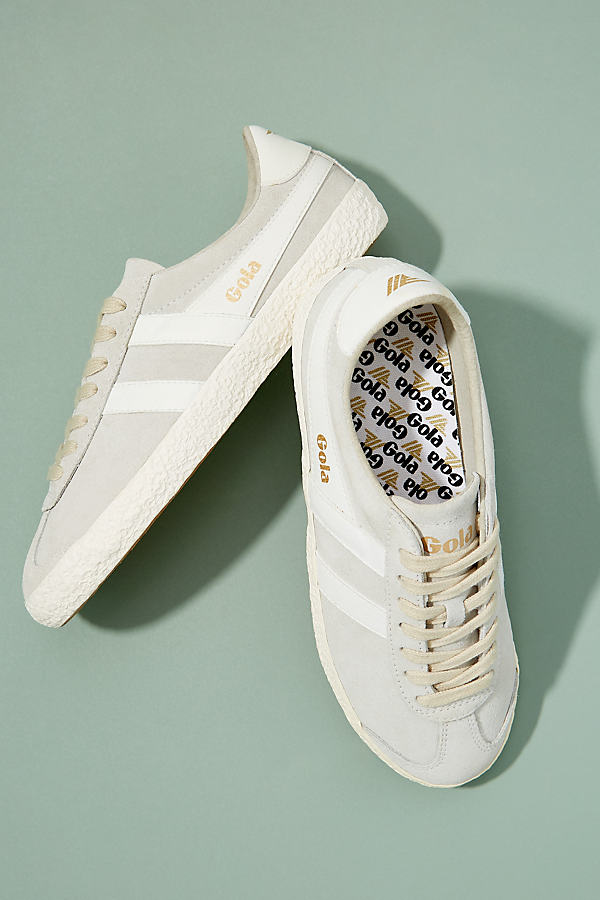 Gola Specialist Trainers - White, Size 39