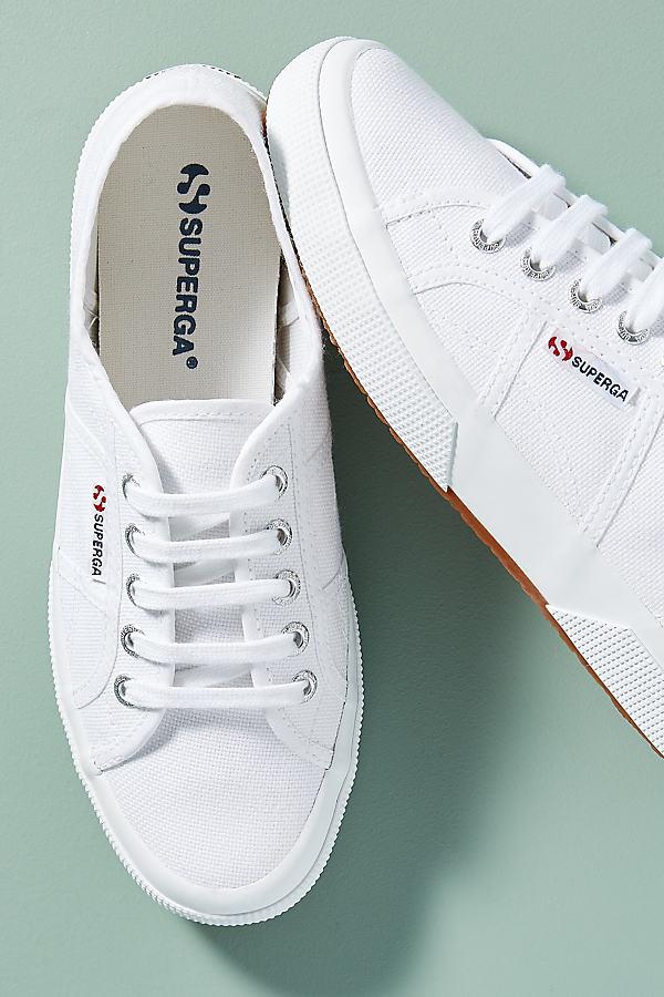 Superga Cotu Classic Trainers - White, Size 41