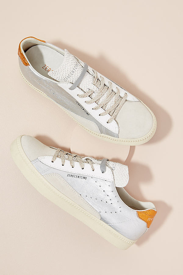 Stan Chris Snow Trainers - Silver, Size 38