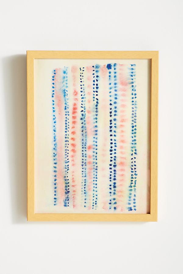 Shibori Wall Art - Assorted, Size S