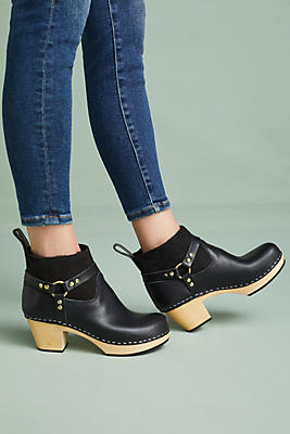 Swedish Hasbeens Rivet Boot