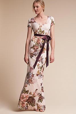 Slide View: 1: Claret Dress