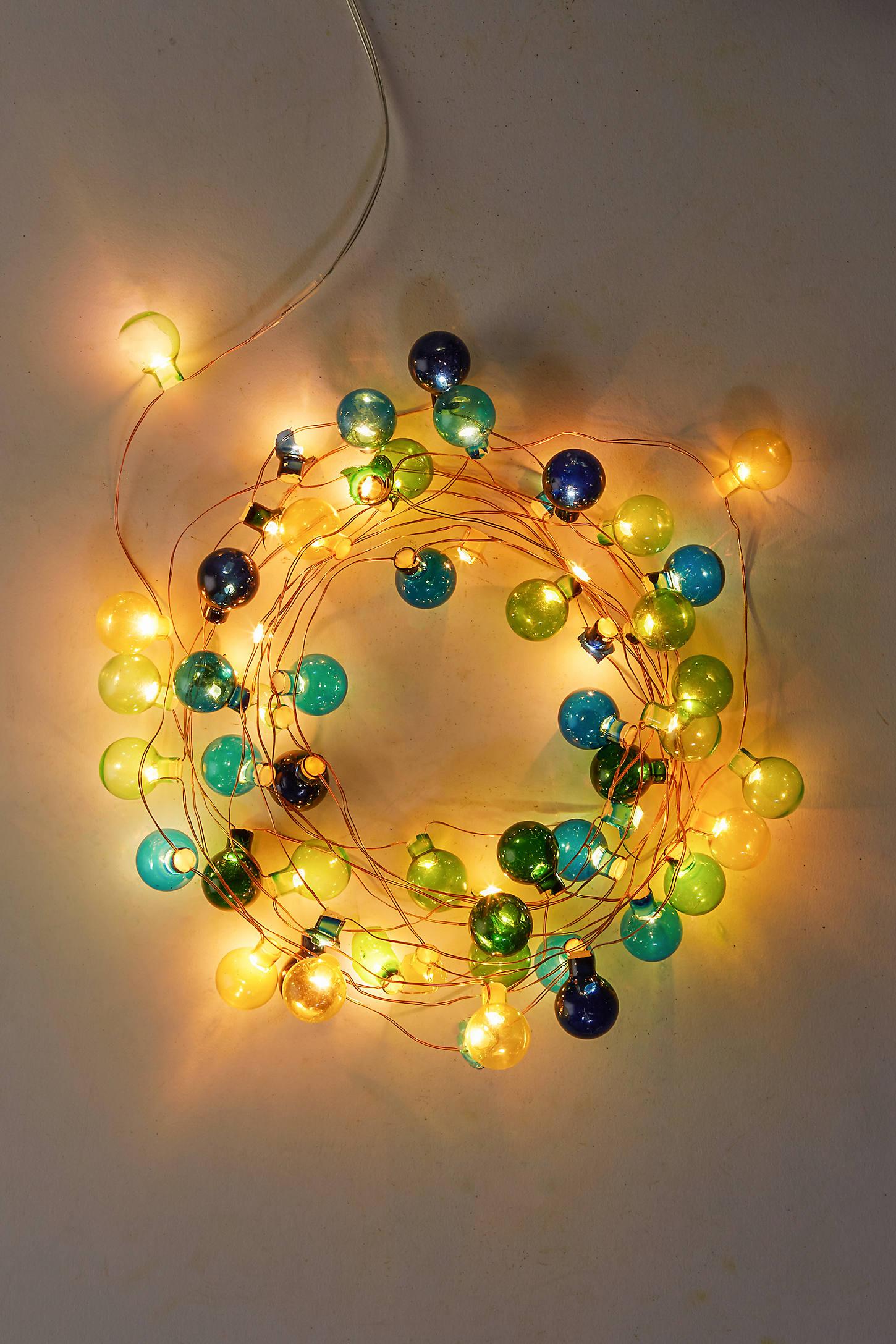 Stargazer Bubble Lights, 15' Battery Powered