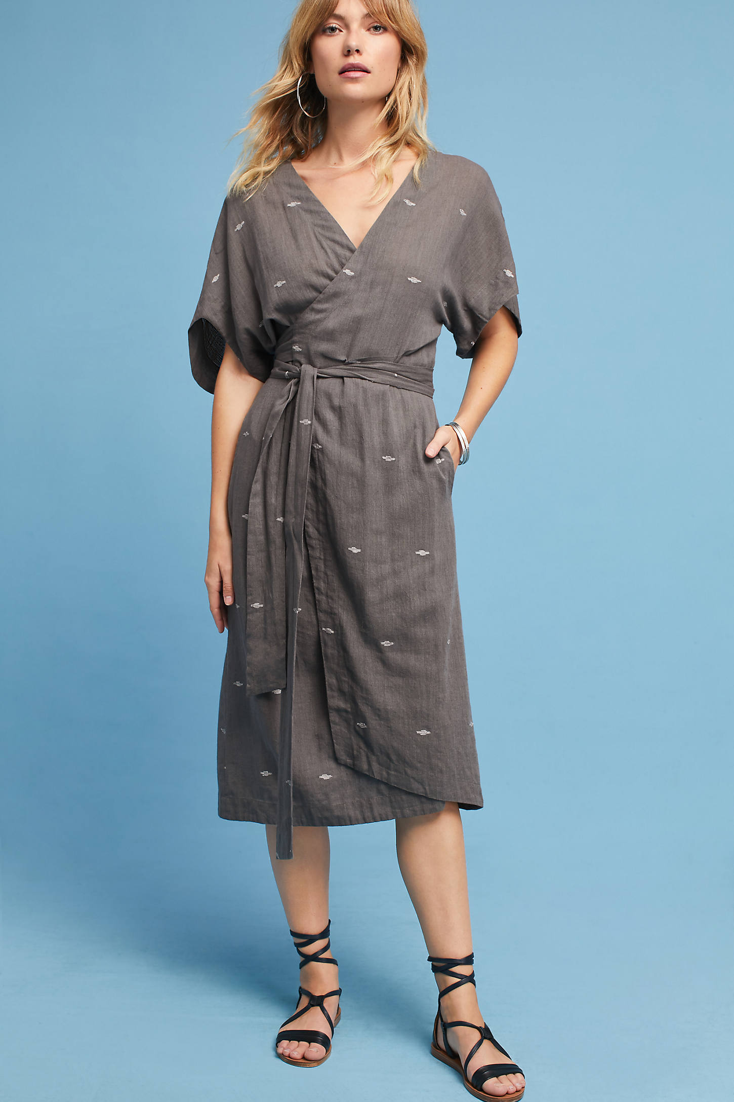 Krabi Wrap Dress
